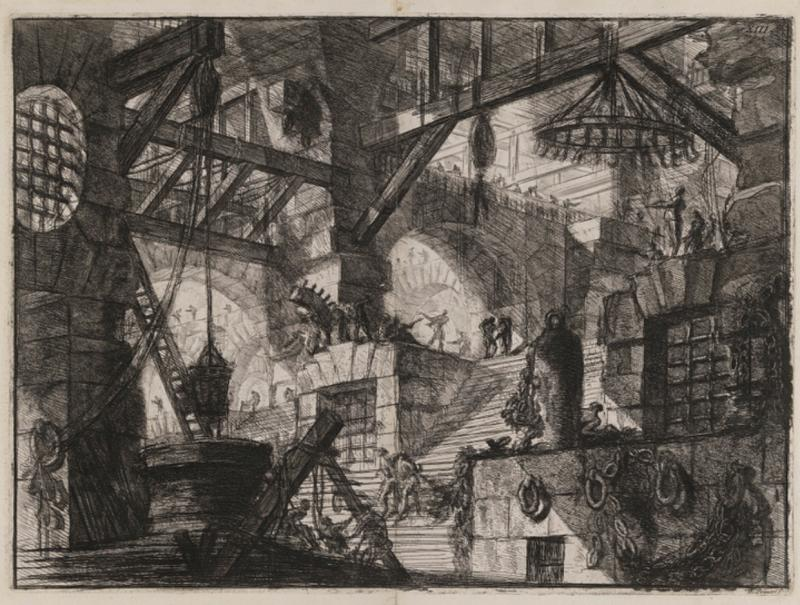 Piranesi's Prisons: Legacy and Context Chrysler Museum