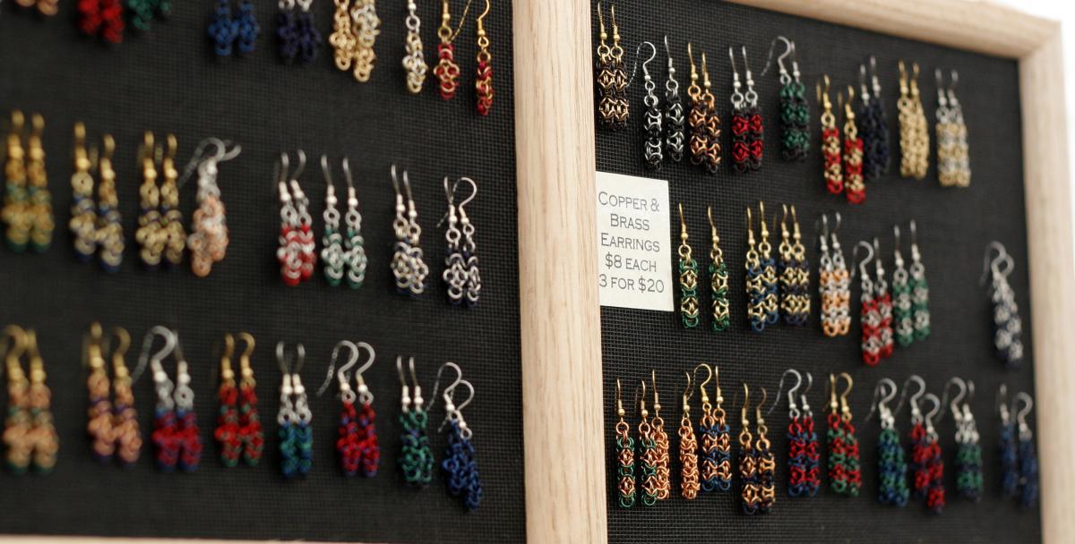 Athens Farmer's Market Jewelry