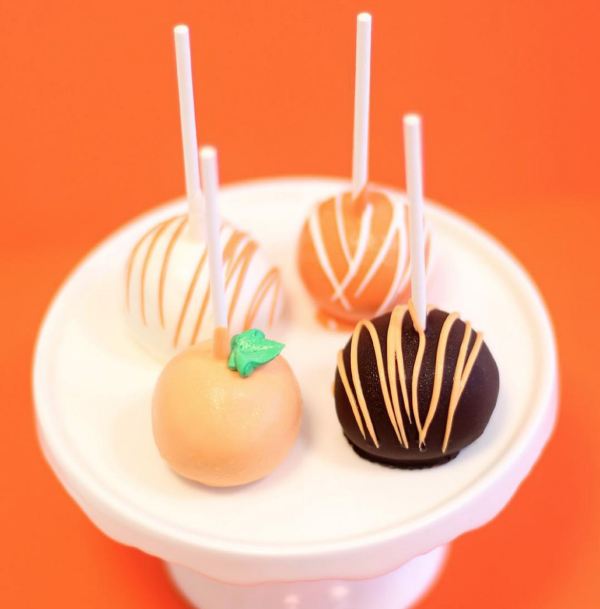 Great Dane Baking Company - Pumpkin Spice Cake Pop
