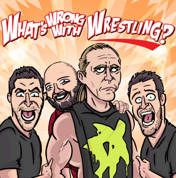What's wrong with wrestling podcast