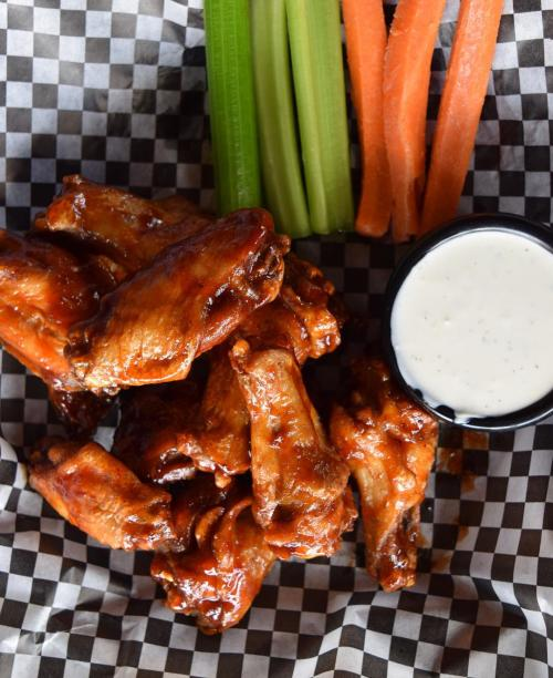 Hudson Grille Wings