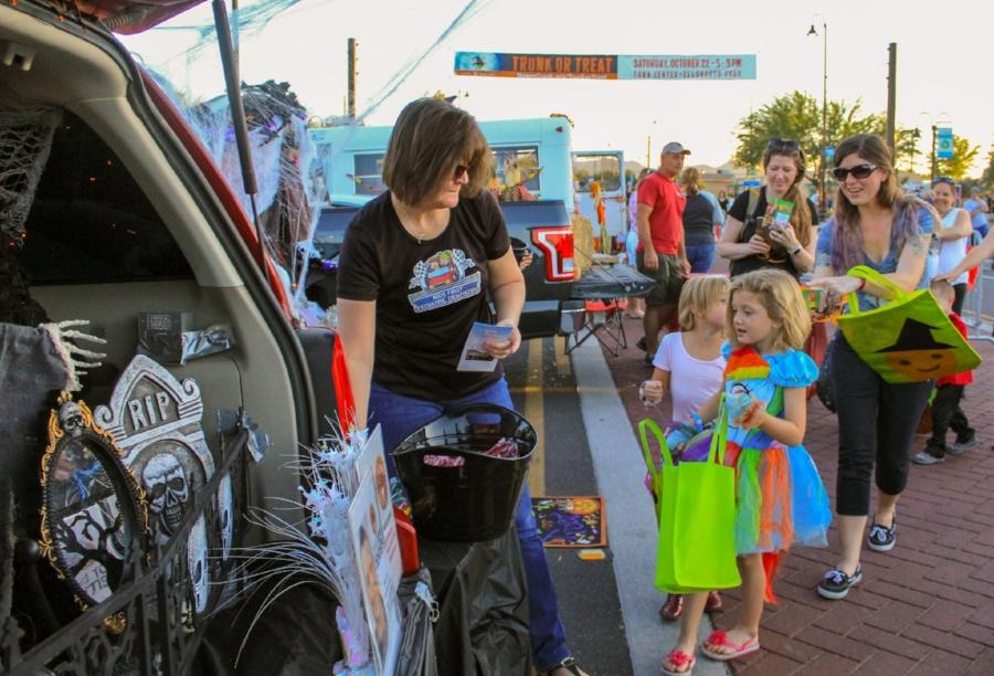 Queen Creek Trunk or Treat