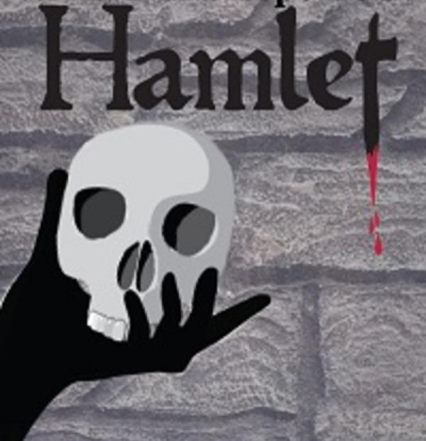 Hamlet Graphic - First Presbyterian Theatre - Fort Wayne, IN