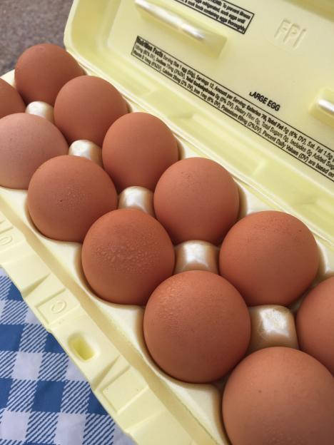 Farm Eggs | Lake Charles Farmers Markets