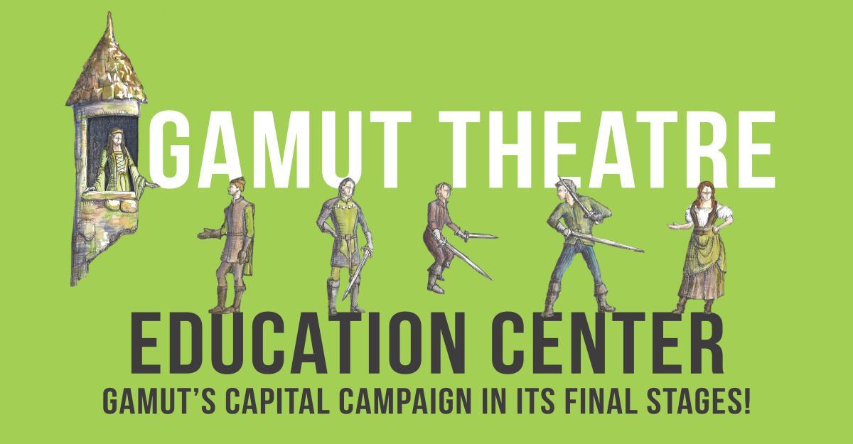 Gamut Theatre Education Center 2018
