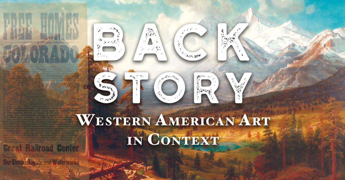 Backstory exhibition at History Colorado Center
