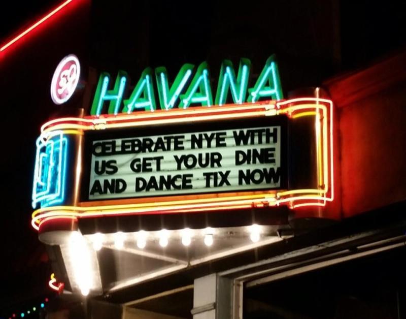 Havana 59 NYE