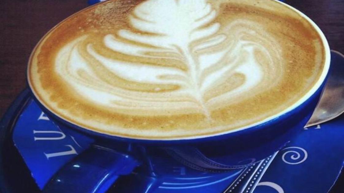 Cafe Blue Irish Town
