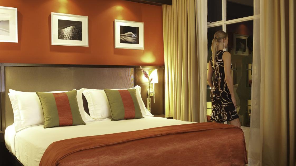 Deluxe room - SC Hotel-0502