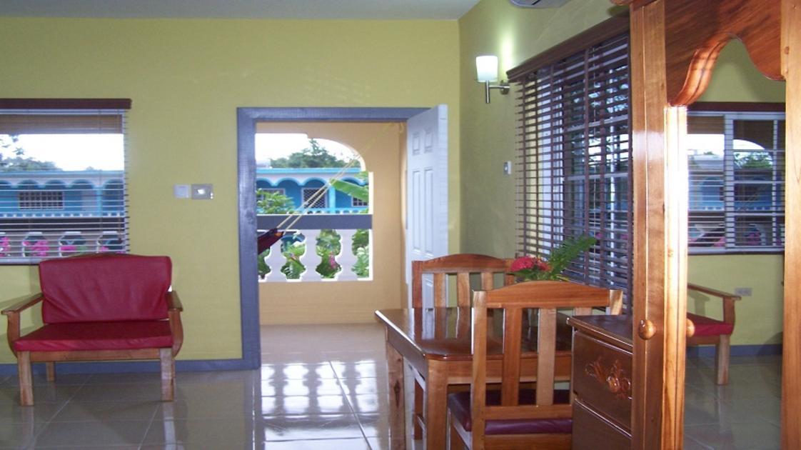 Sea Star Inn Balcony