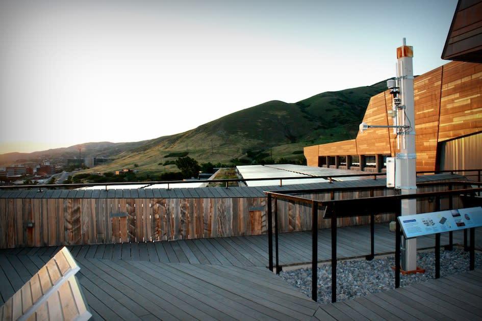 NHMU Sky Terrace