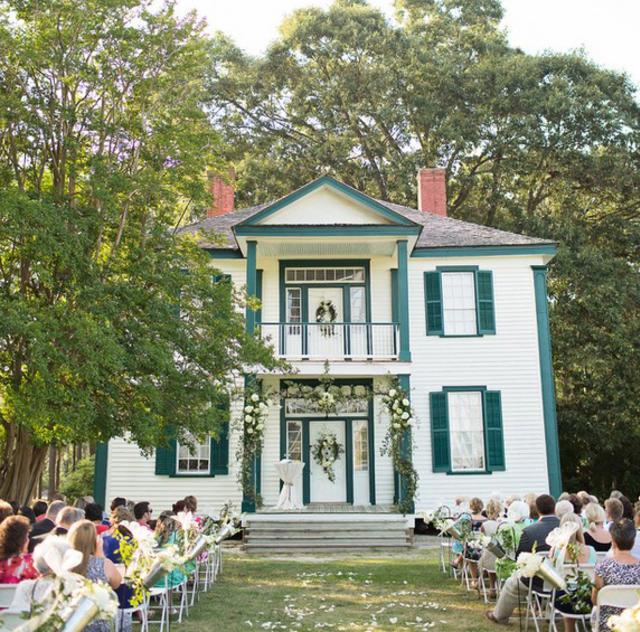 Harper House Wedding
