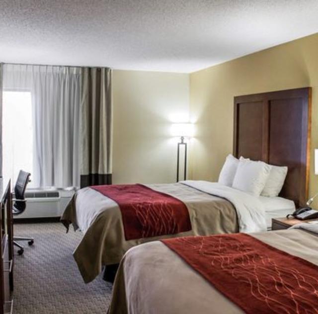 Comfort Inn Garner Double Room