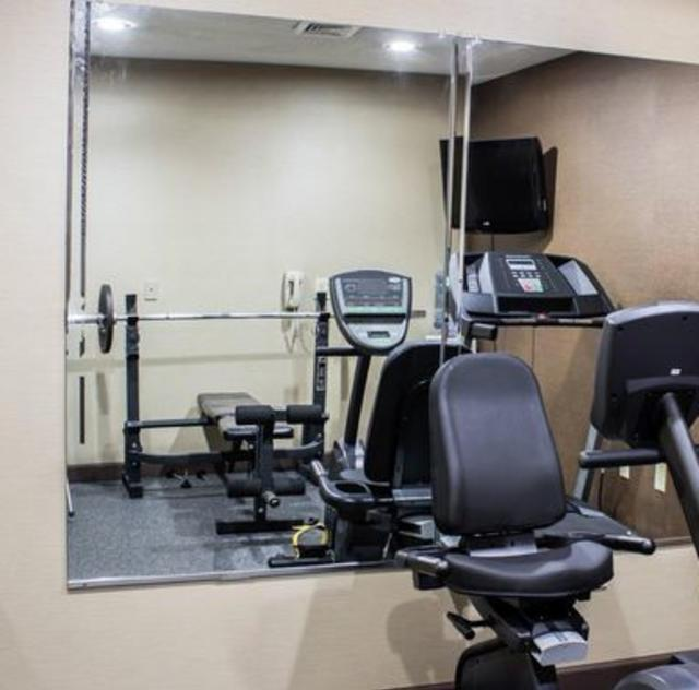 Comfort Inn Garner Fitness Room