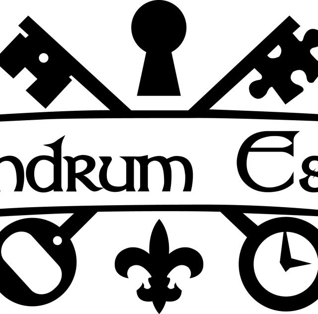 Conundrum Escapes Logo