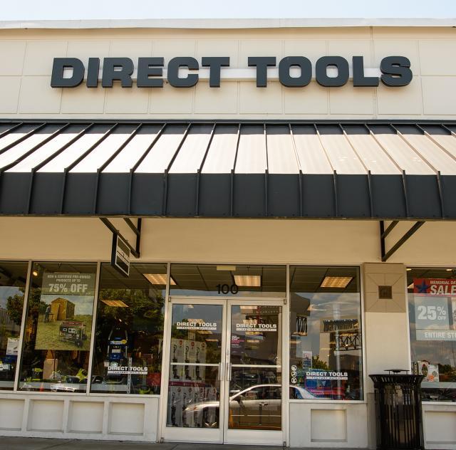 Direct Tools Exterior