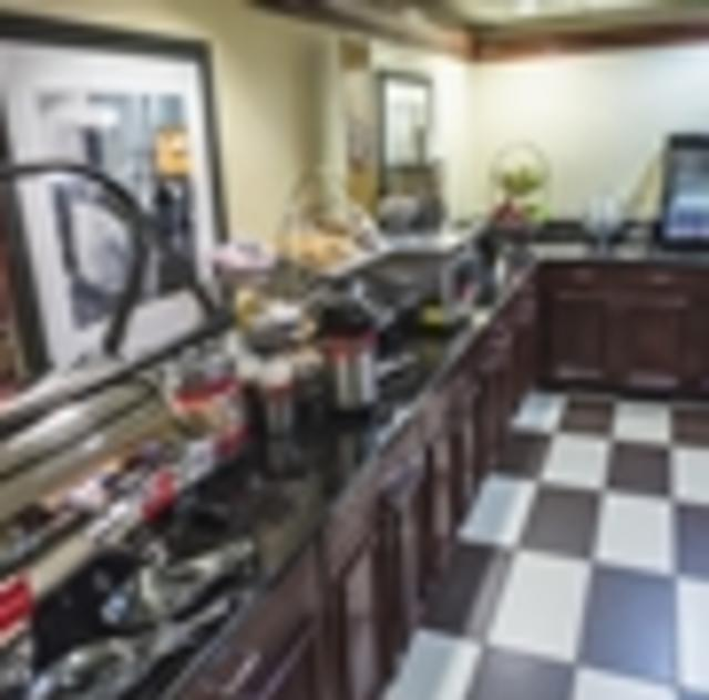 Hampton Inn Selma Breakfast Area