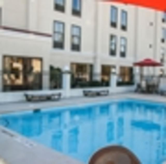 Hampton Inn Selma Outdoor Pool
