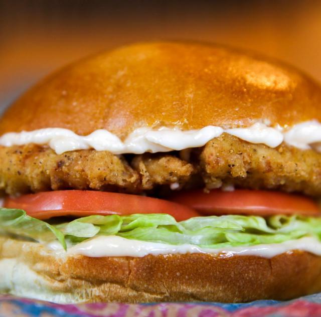 Hardee's chicken