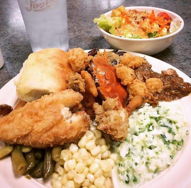 McCall's BBQ & Seafood