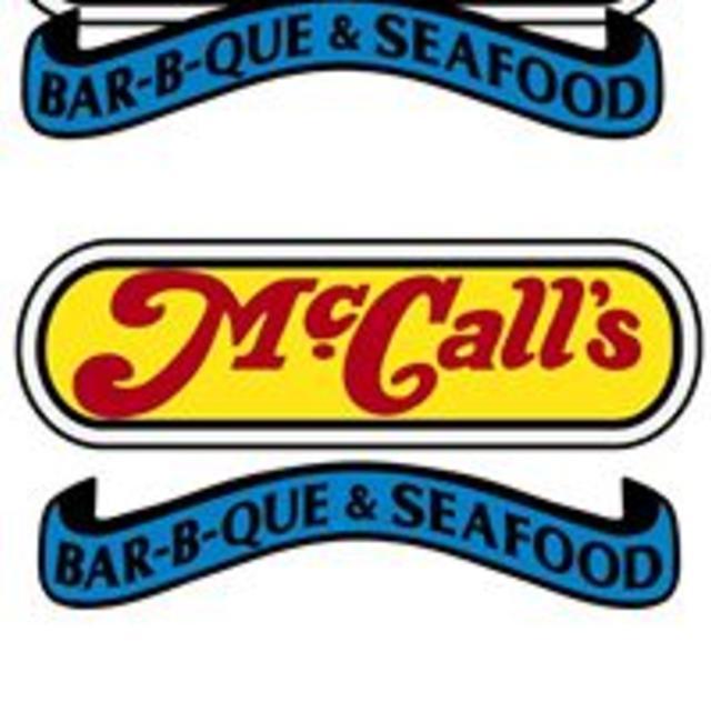 McCall's BBQ & Seafood logo