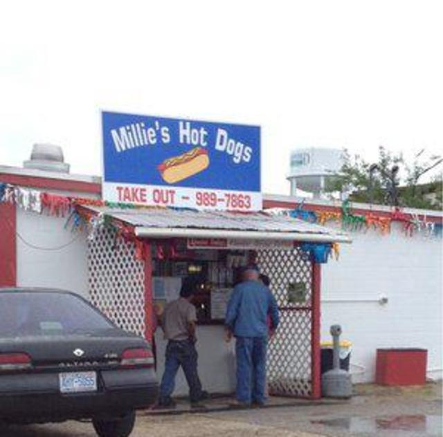 Millie's Hot Dogs