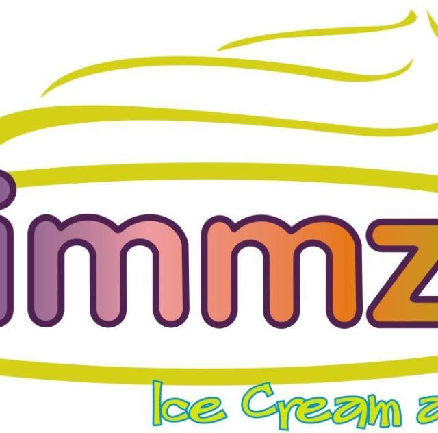 Mimmzi's Ice Cream logo