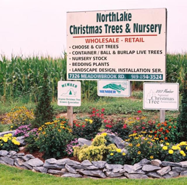 Northlake Christmas Trees & Nursery