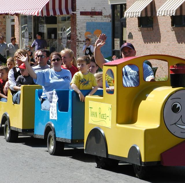 Image result for childrens area railroad days selma nc
