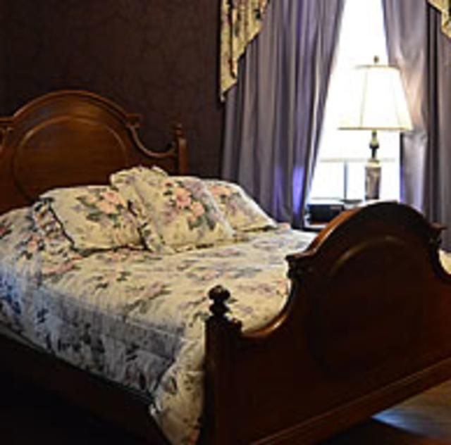 Preston Woodall House Clair Augusta Bedroom
