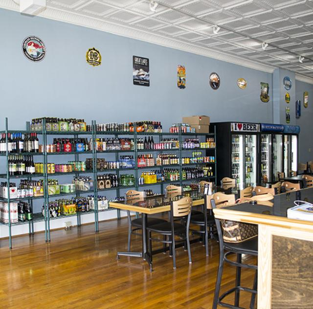 Simple Twist Taproom and Bottle Shop