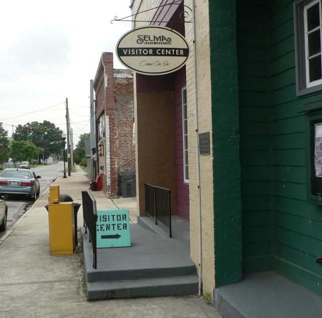 Selma Visitor Center