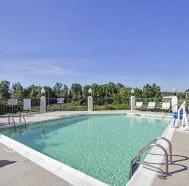 Sleep Inn Garner Outdoor Pool