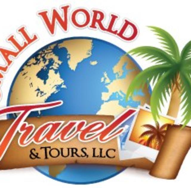 Small World Travel & Tours Logo