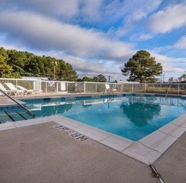 Suburban Extended Stay Outdoor Pool