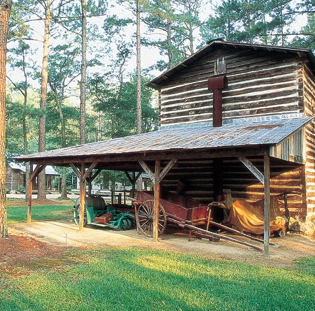 Tobacco Farm Life Museum