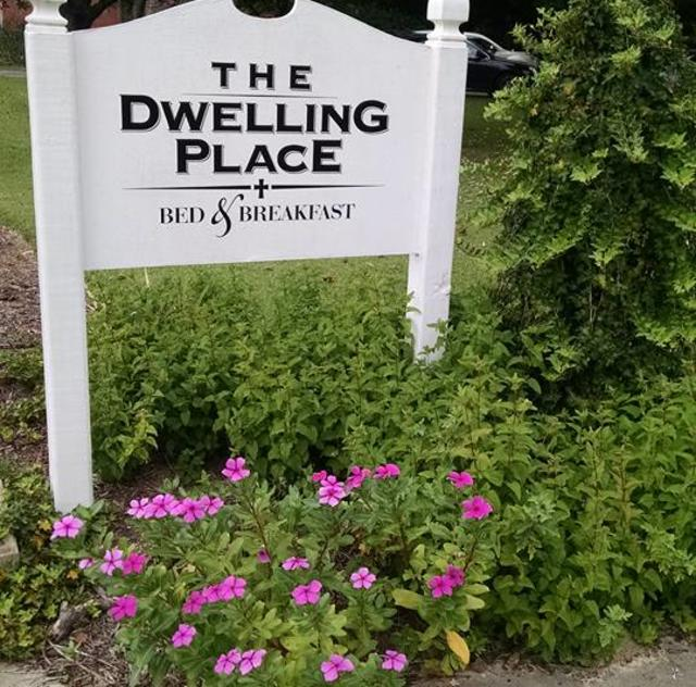 The Dwelling Place Sign