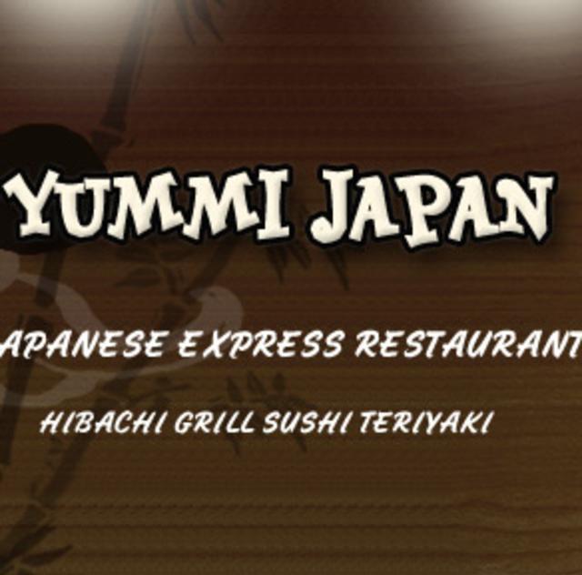 Yummi Japan Logo