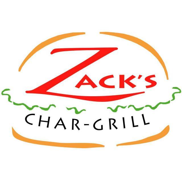 Zack's Char-Grill Logo