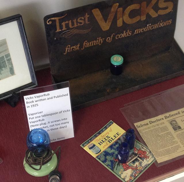 Max G. Creech Selma Historical Museum