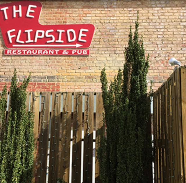 Flip Side Sign