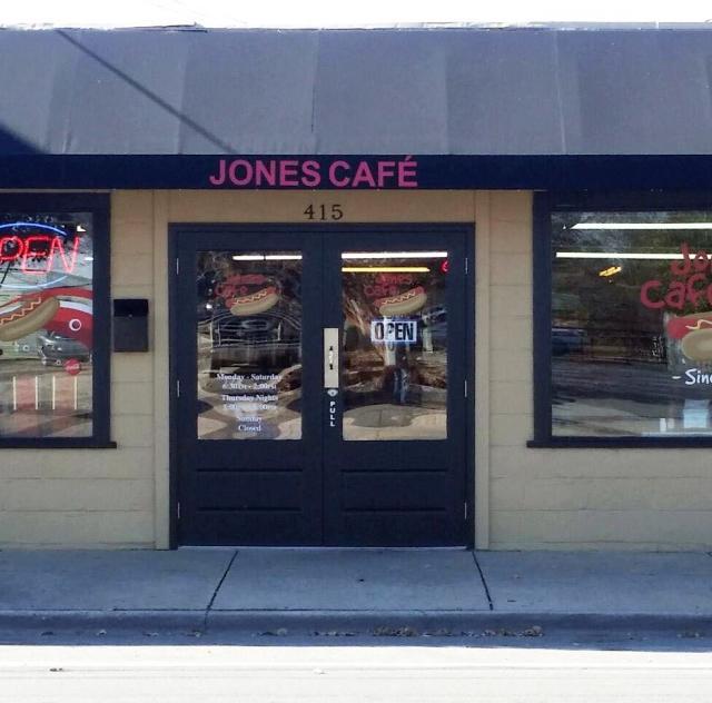 Jones Cafe