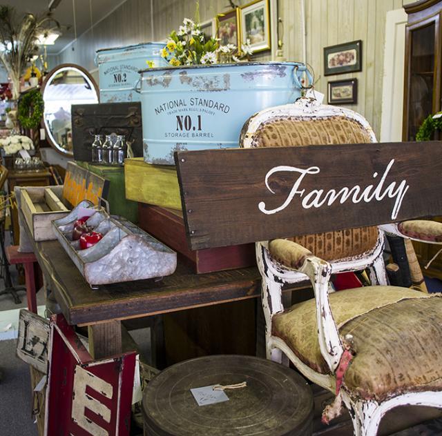 Rebecca's Vintage Market