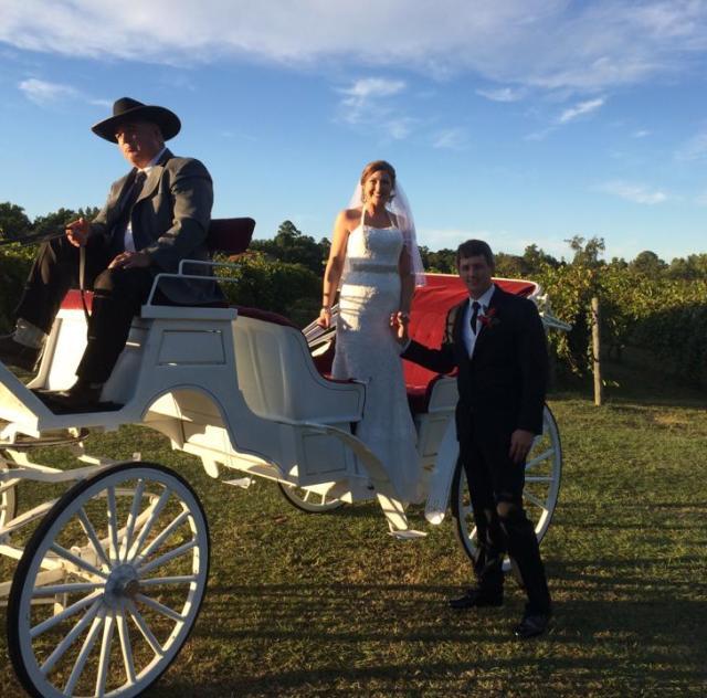 Gregory Wedding