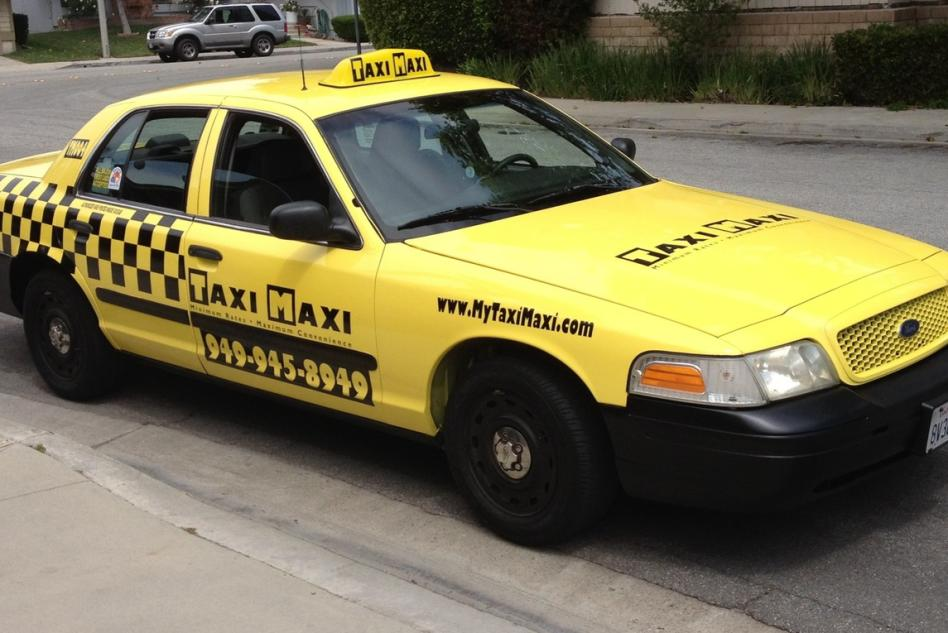 Hail a Cab.  Text a Cab
