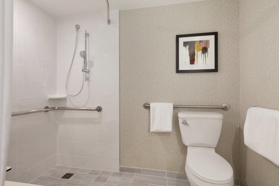 Embassy Suites ADA Bathroom
