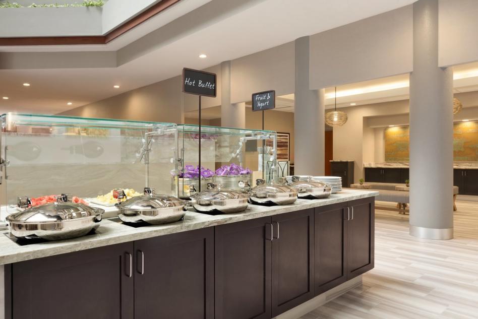 Embassy Suites Breakfast Buffet3