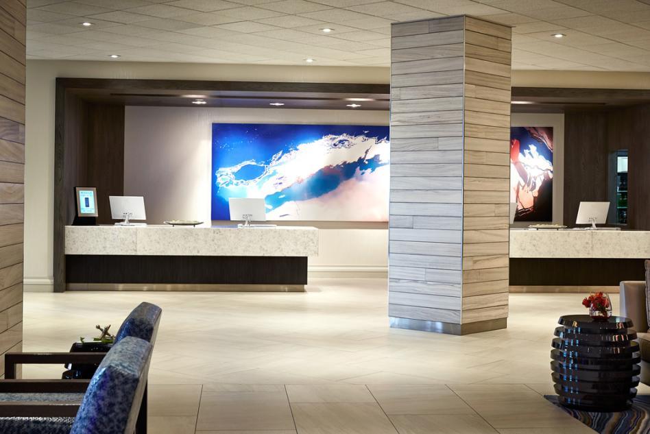 Lobby - Irvine Marriott