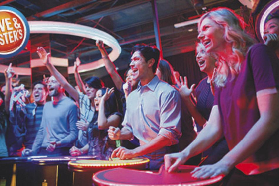 Dave and Buster's Fun and Games