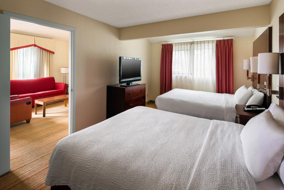 Family Suite Downstairs Bedroom